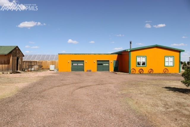 3835 Sengbeil Road, Yoder, CO 80864 (#3266071) :: The Peak Properties Group