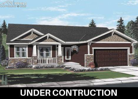 13044 Stone Valley Drive, Falcon, CO 80831 (#3267878) :: Action Team Realty