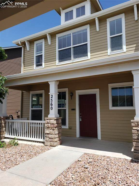 2560 Obsidian Forest View, Colorado Springs, CO 80951 (#3284175) :: Tommy Daly Home Team