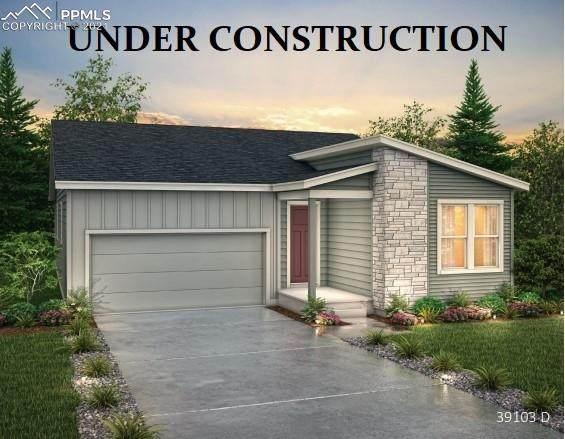 12749 Granite Ridge Drive, Peyton, CO 80831 (#3317687) :: The Artisan Group at Keller Williams Premier Realty