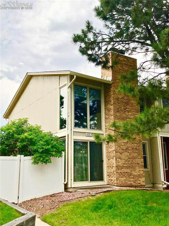 408 W Rockrimmon Boulevard A, Colorado Springs, CO 80919 (#3325519) :: Fisk Team, RE/MAX Properties, Inc.