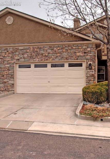2698 Avalanche Heights, Colorado Springs, CO 80918 (#3337771) :: Harling Real Estate