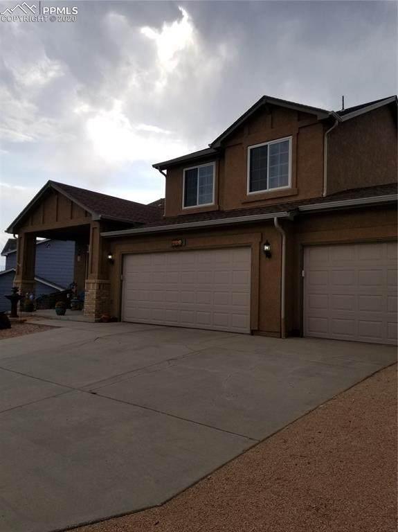 4061 Ascendant Drive, Colorado Springs, CO 80922 (#3350568) :: The Daniels Team