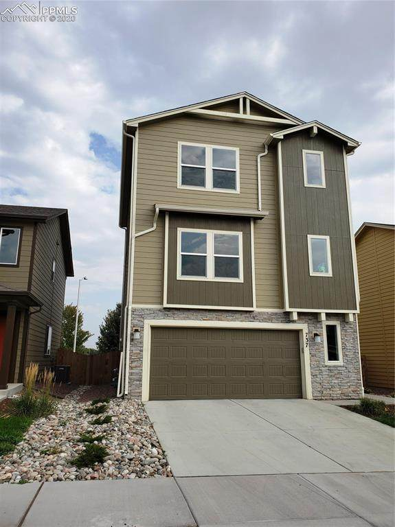 737 Grissom Drive, Colorado Springs, CO 80915 (#3368745) :: Action Team Realty