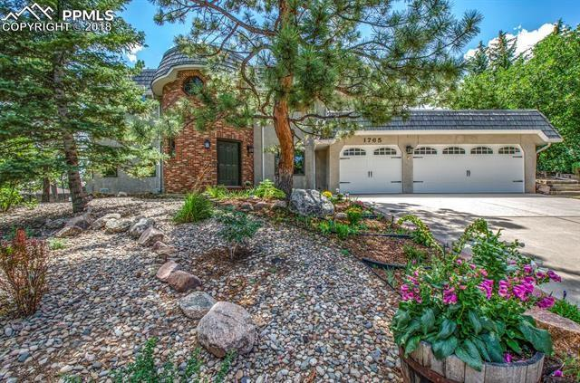 1765 Applewood Ridge Court, Colorado Springs, CO 80918 (#3404802) :: Action Team Realty