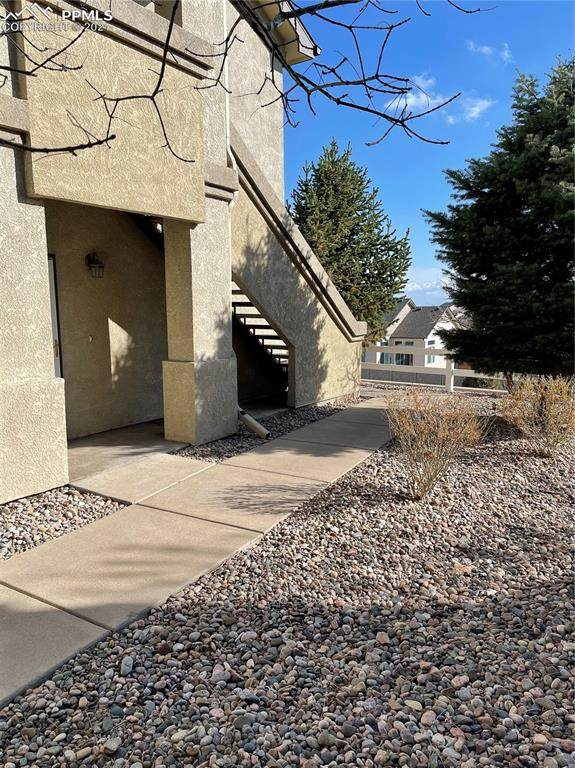 6944 Ash Creek Heights #103, Colorado Springs, CO 80922 (#3431545) :: Re/Max Structure
