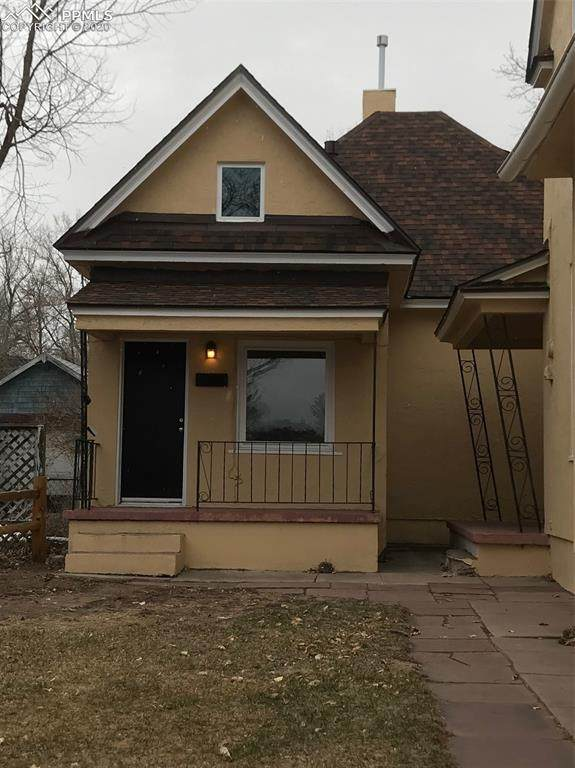 818 E Platte Avenue, Colorado Springs, CO 80903 (#3432786) :: The Treasure Davis Team