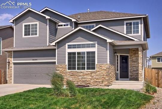 9435 Dakota Dunes Lane, Peyton, CO 80831 (#3450310) :: The Dunfee Group - powered by eXp Realty