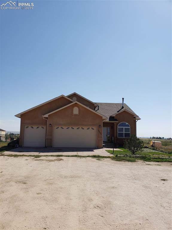 6681 Otoole Drive, Calhan, CO 80808 (#3477123) :: 8z Real Estate