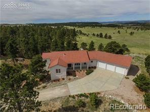12865 Crowfoot Springs Road, Manitou Springs, CO 80118 (#3495648) :: RE/MAX Advantage
