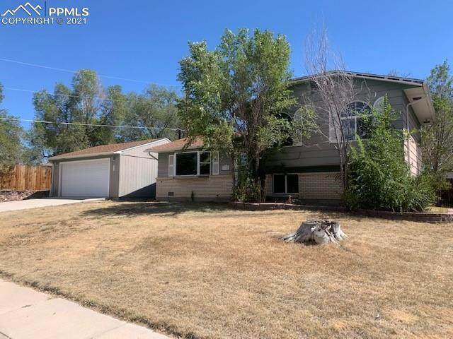 1357 Luna Drive, Fountain, CO 80817 (#3572596) :: Tommy Daly Home Team