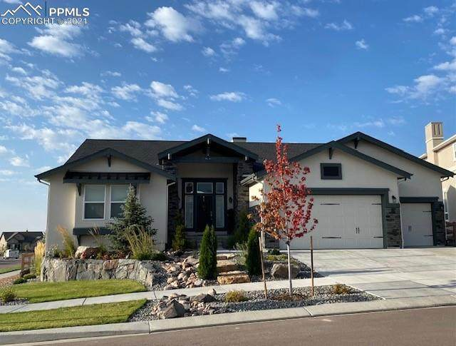 1855 Elevation Way, Colorado Springs, CO 80921 (#3634790) :: The Gold Medal Team with RE/MAX Properties, Inc