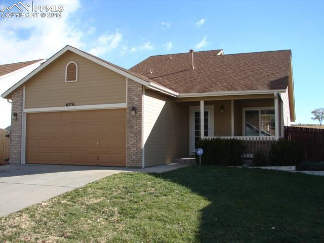 6231 Gossamer Street, Colorado Springs, CO 80911 (#3642441) :: The Hunstiger Team