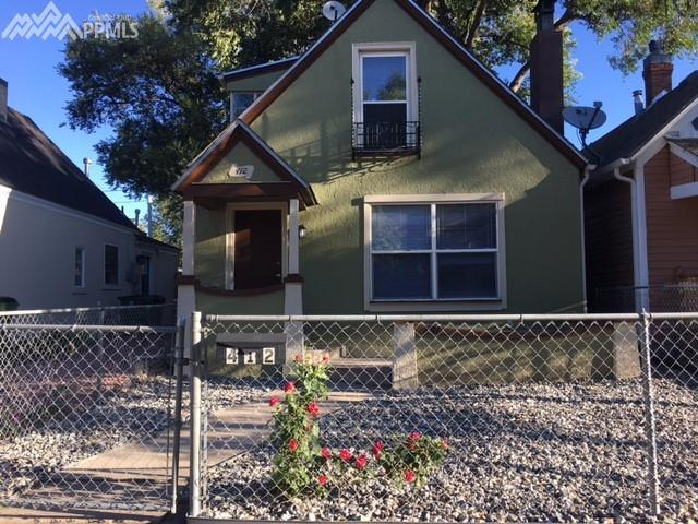 412 E Columbia Street, Colorado Springs, CO 80907 (#3652829) :: 8z Real Estate