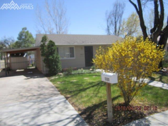 1320 Rudd Avenue, Canon City, CO 81212 (#3685617) :: The Treasure Davis Team
