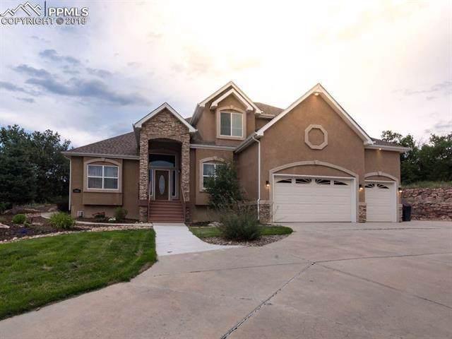 1141 Glengary Place, Colorado Springs, CO 80921 (#3687265) :: Venterra Real Estate LLC
