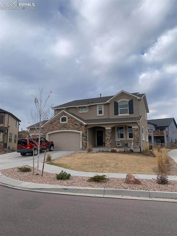 9292 Stanley Park Drive, Colorado Springs, CO 80924 (#3697750) :: The Kibler Group