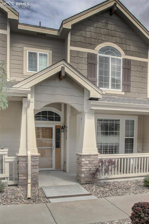 4217 High Timberline View, Colorado Springs, CO 80923 (#3723082) :: Tommy Daly Home Team