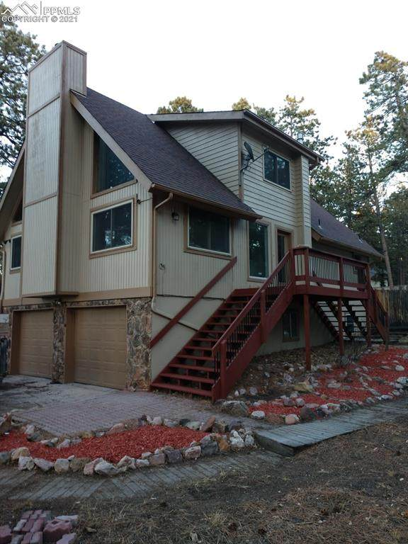 605 Red Feather Lane, Woodland Park, CO 80863 (#3728364) :: Fisk Team, RE/MAX Properties, Inc.