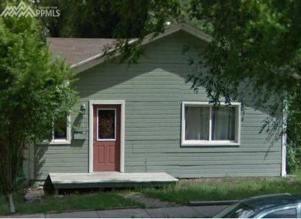 630 E Boulder Street Upper, Colorado Springs, CO 80903 (#3772600) :: Fisk Team, RE/MAX Properties, Inc.
