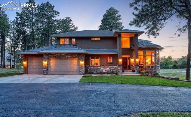 17563 Colonial Park Drive, Monument, CO 80132 (#3859018) :: Tommy Daly Home Team