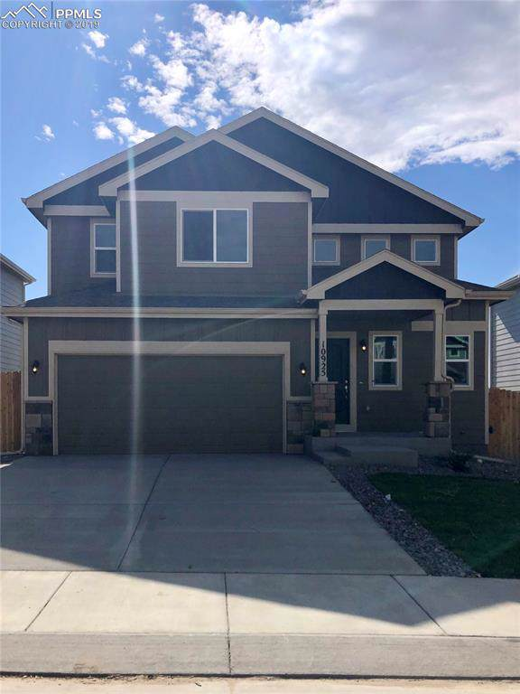 10925 Nolin Drive, Colorado Springs, CO 80925 (#3863315) :: The Treasure Davis Team