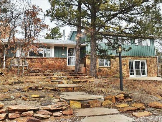 1120 Hidden Valley Road, Colorado Springs, CO 80919 (#3864957) :: Action Team Realty
