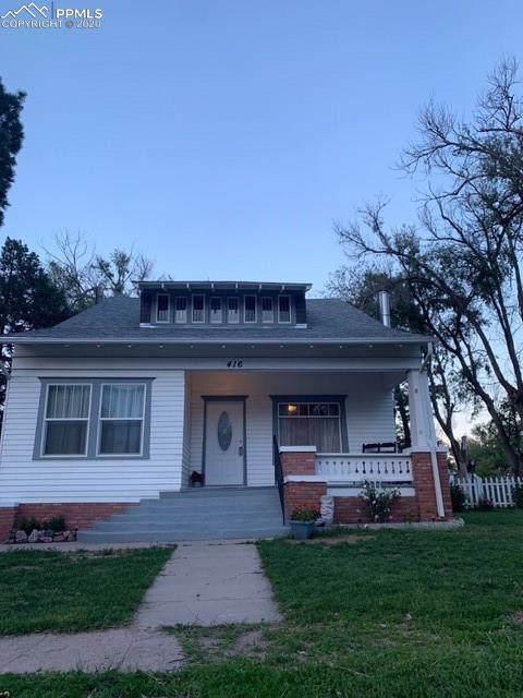 416 Pueblo Avenue, Simla, CO 80835 (#3911955) :: Jason Daniels & Associates at RE/MAX Millennium