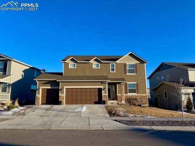 9249 Sunstone Drive, Colorado Springs, CO 80924 (#3911999) :: The Dixon Group