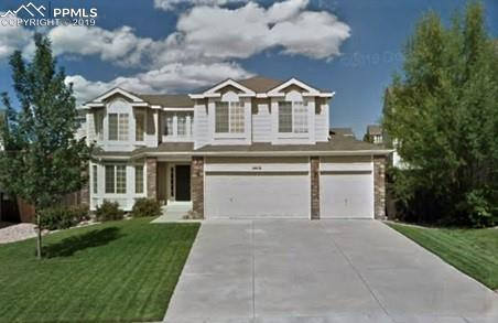 14416 Tierra Drive, Colorado Springs, CO 80921 (#3918113) :: The Dixon Group