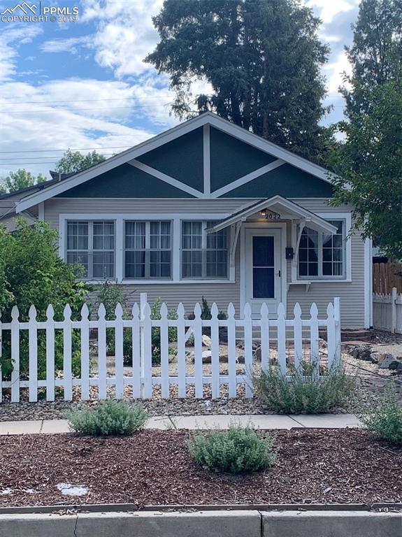 2022 W Kiowa Street, Colorado Springs, CO 80904 (#3926221) :: Compass Colorado Realty