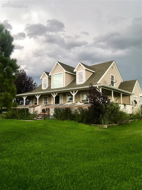 44600 County 118 Road, Limon, CO 80828 (#3990276) :: 8z Real Estate