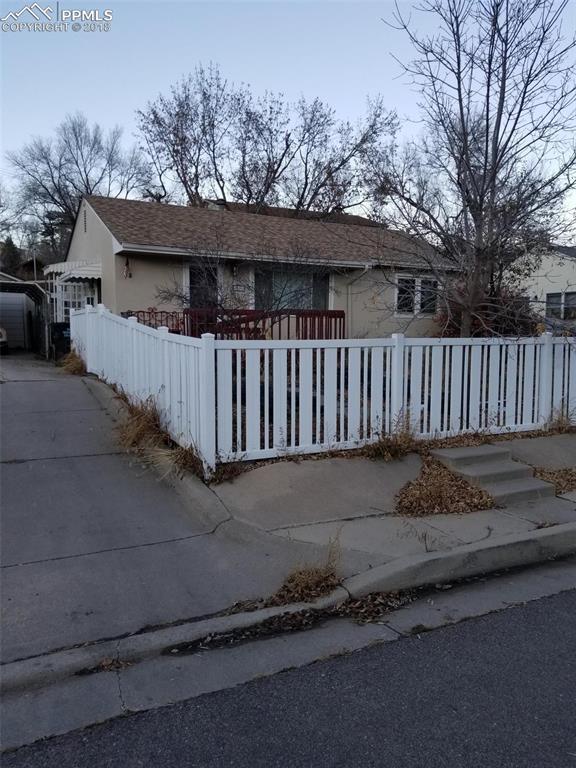 1506 W St Vrain Street, Colorado Springs, CO 80904 (#4011156) :: Venterra Real Estate LLC