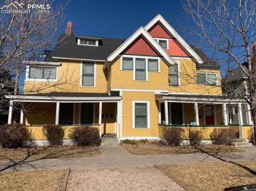 14 E Willamette Avenue #3, Colorado Springs, CO 80903 (#4020590) :: Fisk Team, RE/MAX Properties, Inc.
