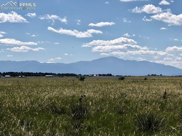 TBD Ellicott Highway, Calhan, CO 80808 (#4042863) :: CENTURY 21 Curbow Realty