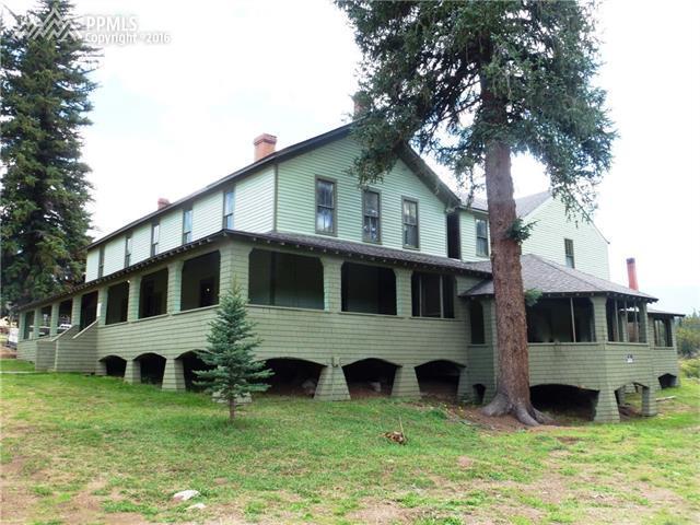 18051 County 126 Road, Buffalo Creek, CO 80425 (#4043447) :: The Cutting Edge, Realtors