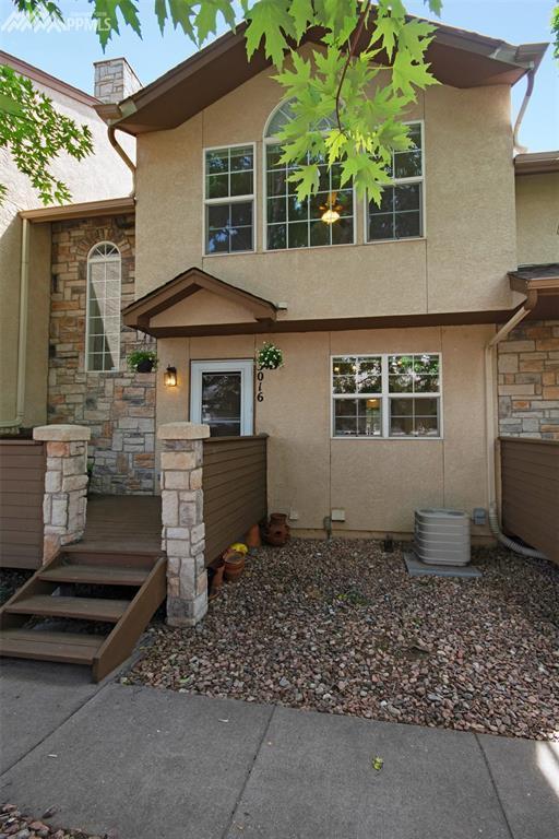 3016 Capstan Way, Colorado Springs, CO 80906 (#4046470) :: The Peak Properties Group