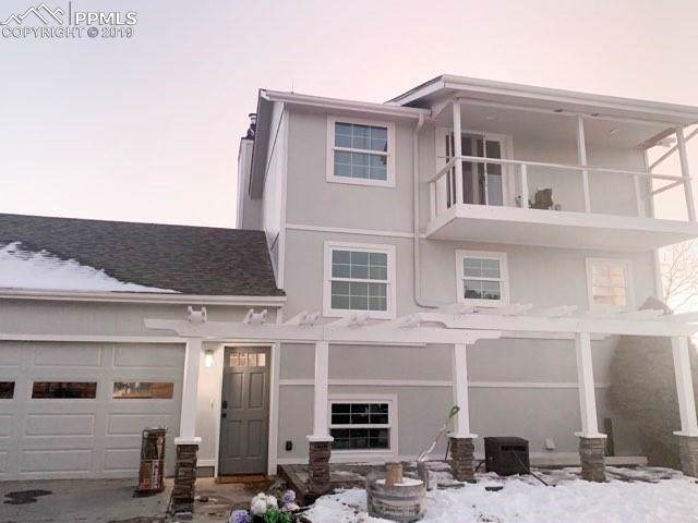 11625 S Highway 83 Highway, Franktown, CO 80116 (#4070986) :: The Kibler Group