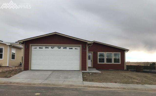 4407 Blue Grouse Point, Colorado Springs, CO 80922 (#4120963) :: Jason Daniels & Associates at RE/MAX Millennium
