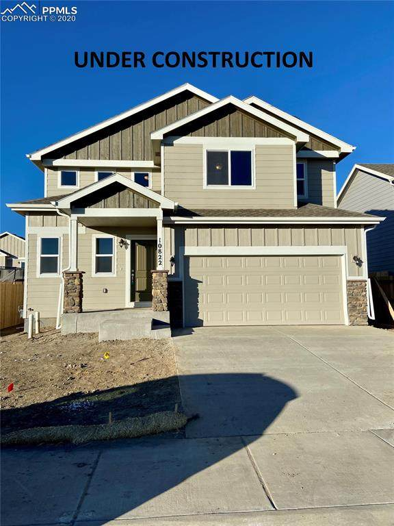 11046 Rockcastle Drive, Colorado Springs, CO 80925 (#4182262) :: The Kibler Group