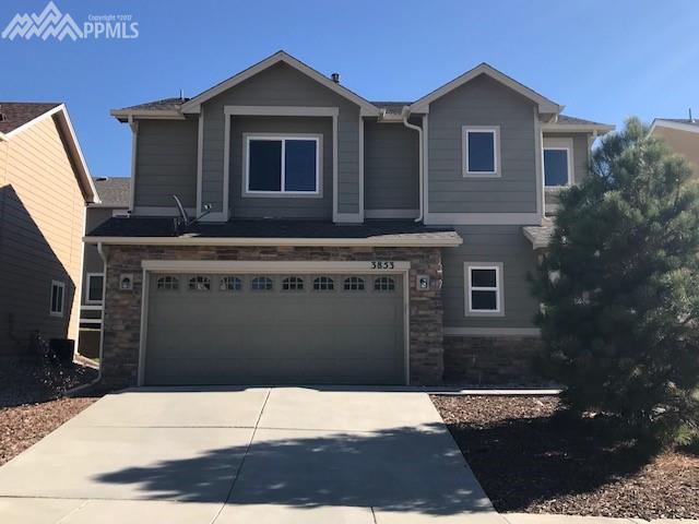 3853 Falconry Drive, Colorado Springs, CO 80922 (#4186510) :: The Daniels Team