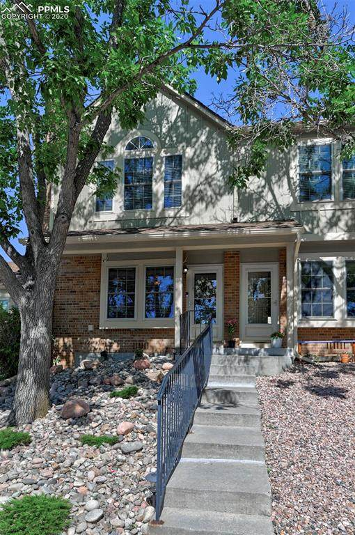 466 Rolling Hills Drive, Colorado Springs, CO 80919 (#4191079) :: Compass Colorado Realty