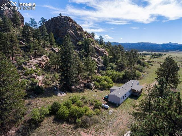 1574 Sioux Road, Florissant, CO 80816 (#4191164) :: The Peak Properties Group