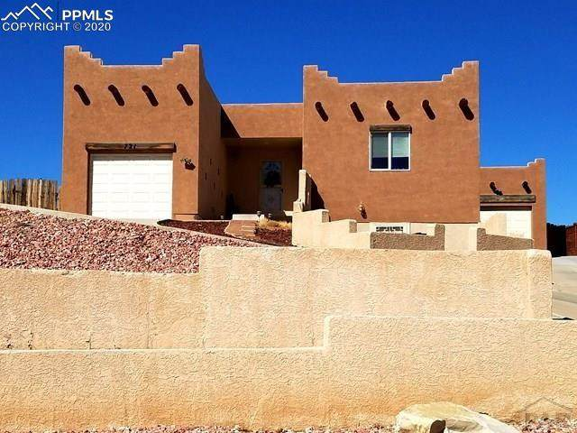 721 N Greenway Avenue, Pueblo West, CO 81007 (#4225854) :: Fisk Team, RE/MAX Properties, Inc.
