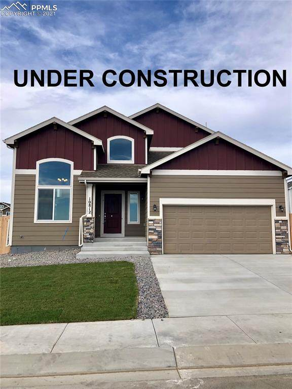 10475 Wrangell Circle, Colorado Springs, CO 80924 (#4263993) :: Tommy Daly Home Team