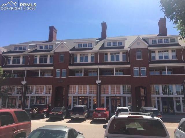 201 E Las Animas Street #205, Colorado Springs, CO 80903 (#4354691) :: Venterra Real Estate LLC