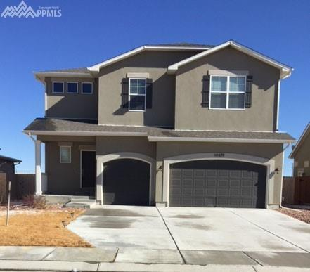 10670 Abrams Drive, Colorado Springs, CO 80925 (#4356617) :: RE/MAX Advantage