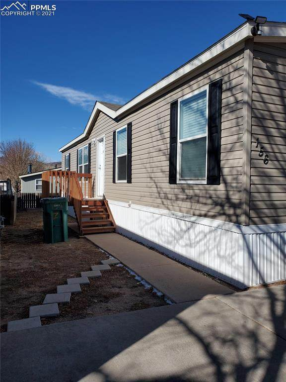 85 Sunflower Road #156, Colorado Springs, CO 80907 (#4389195) :: The Kibler Group