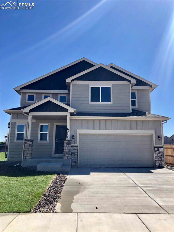6541 Chaplin Drive, Colorado Springs, CO 80925 (#4406988) :: Tommy Daly Home Team