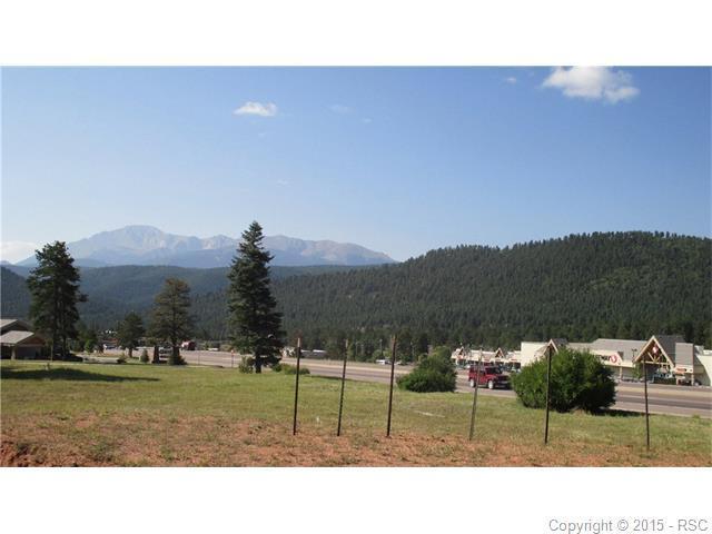 910 E Highway 24 Highway, Woodland Park, CO 80863 (#4433092) :: 8z Real Estate
